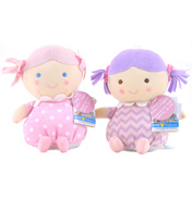 Kids Preferred Giggle Dolls PINK HAIRED