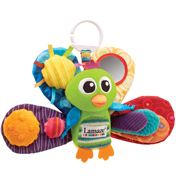 Jacques the Peacock Sensory Toy