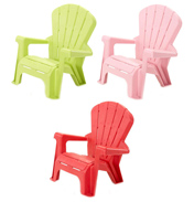 Little Tikes Garden Chair In PINK