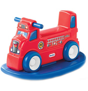 Little Tikes Rock & Scoot Fire Truck