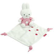 Miffy Pink Cuddle Cloth