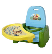 My Friends Tigger & Pooh Swing Tray Booster Seat