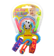 Nuby Wacky Loops Teether