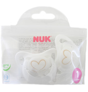 NUK Genius Silicone Soother