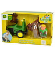 1st Farming Fun Tractor Fun Playset