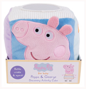 Peppa Pig For Baby Peppa & George Discovery…