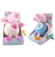 Peppa Pig Large Activity Plush GEORGE PIG
