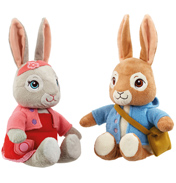 Animated Series Talking Plush