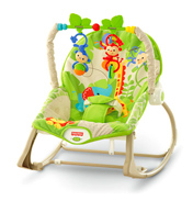 Rainforest Friends Infant-to-Toddler Rocker