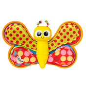 Lamaze See Me, Hear Me Photo Album Butterfly