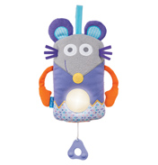 Taf Toys Musical Sleepy Mouse