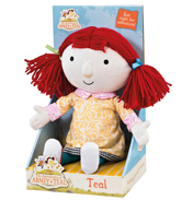 Abney & Teal- Teal 30cm Rag Doll