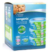 Tommee Tippee Sangenic Hygiene Plus Triple…