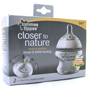 Tommee Tippee Closer to Nature Easivent 260ml 0…