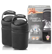 Tommee Tippee Closer to Nature Thermal Travel Bag…