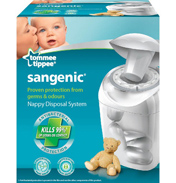 Tommee Tippee Ultimate Sangenic Nappy Disposal…
