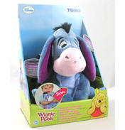 Eeyore with Sounds Plush