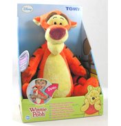 Tomy Winnie the Pooh Tigger with Sounds Plush