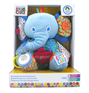 The World of Eric Carle Large Baby Toy Elephant