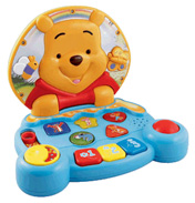 Winnie the Pooh Play and Learn Laptop