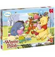 Winnie the Pooh 35 Piece Puzzle