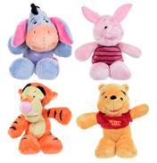 """Winnie The Pooh 8"""" Assorted Flopsies"""